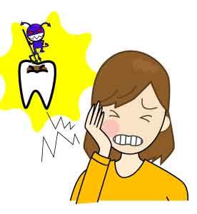 歯の異常・痛みについて①